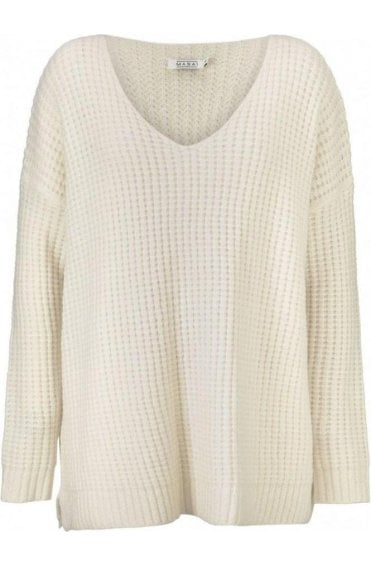 Francoise Cream Knit Jumper
