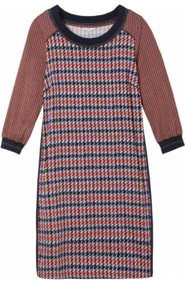 Hounds Tooth Dress